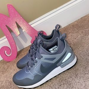 Nike Reflective Gray ultra moire wolf sneakers